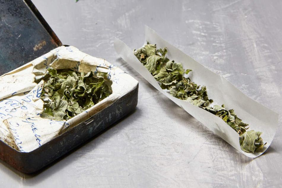 Getrocknetes Marihuana gibt es in Illinois nun legal zu kaufen (Symbolbild).