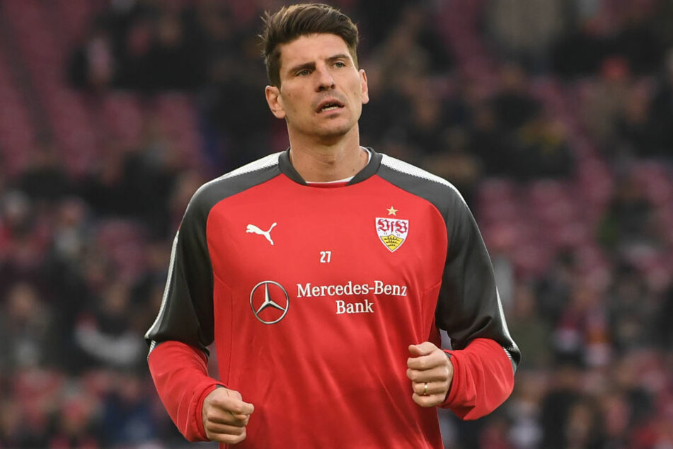Soll am kommenden Samstag schon wieder auf dem Platz stehen: Mario Gomez.