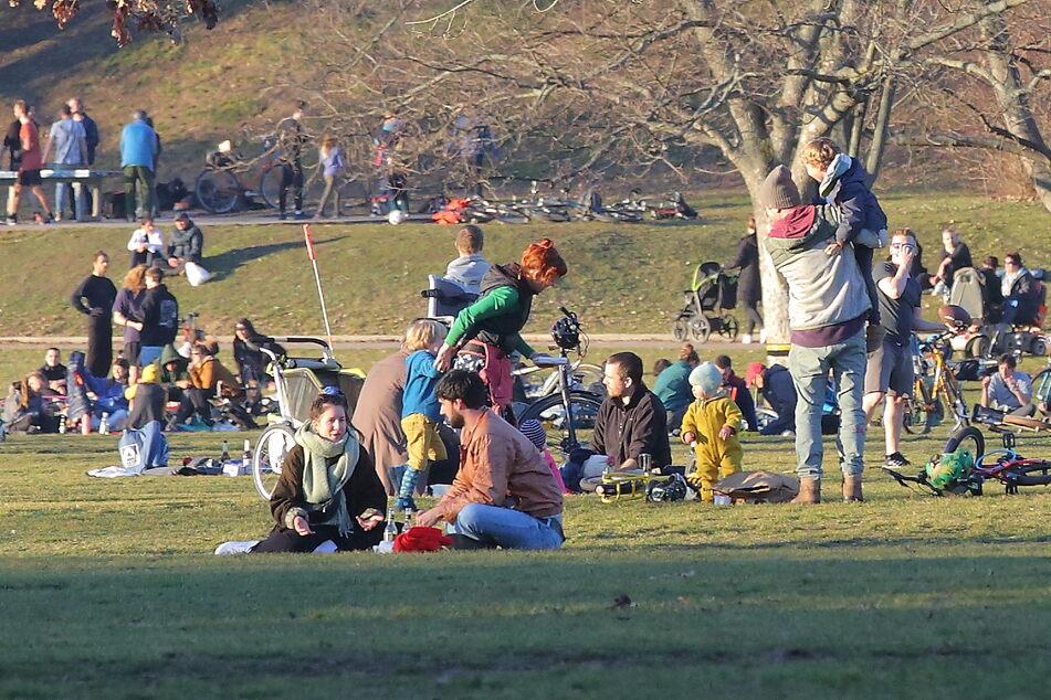 Bei Sport und Freizeit erzielt die Neustadt das Punkte-Maximum, auch wegen des Alaunparks.