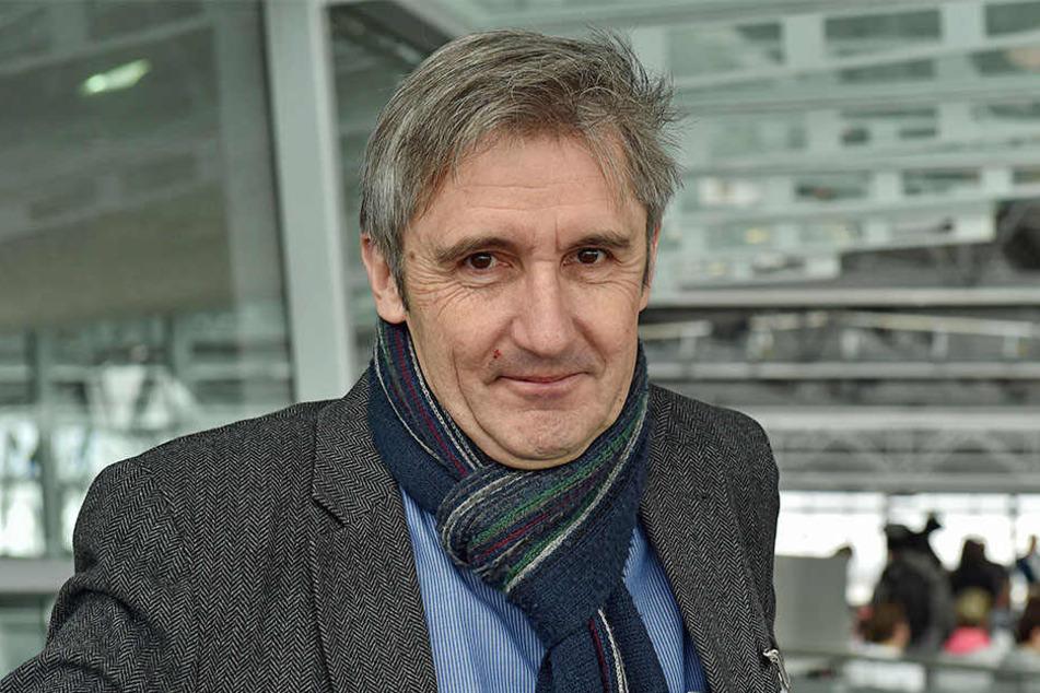 Frank Richter (58) droht eine Kampfkandidatur.
