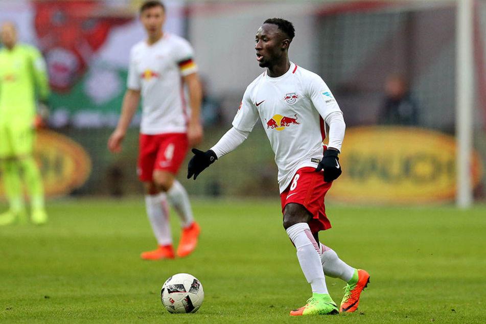 Naby Keita spielt schon in seiner ersten Saison in der Bundesliga groß auf und machte mit starken Leistungen auf sich aufmerksam.