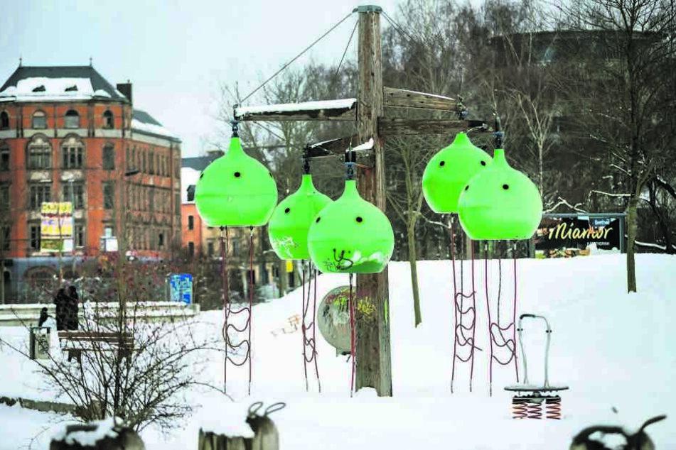 Chemnitz: Nach zehn Jahren Pause: Chemnitz sucht Spielplatz-Paten