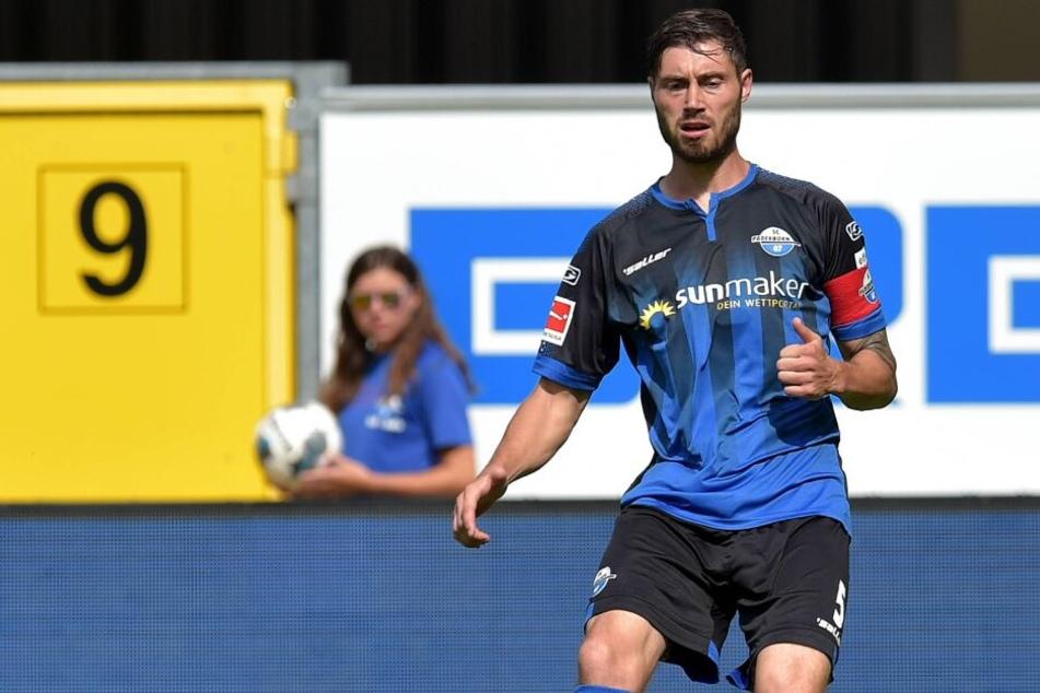 Christian Strohdiek wird auch in dieser Saison der Kapitän des SCP sein.