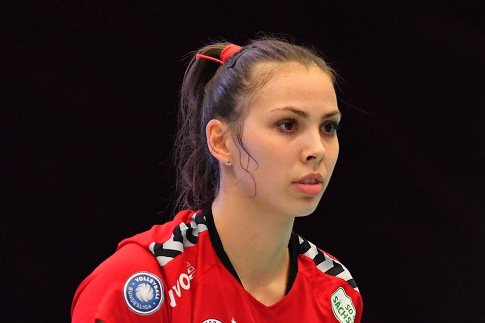 Sasa Planinsec muss nach zwei Jahren bei den DSC-Volleyballerinnen gehen. Ihr Freund, Athletik-Coach Goran Mladenic, bleibt.