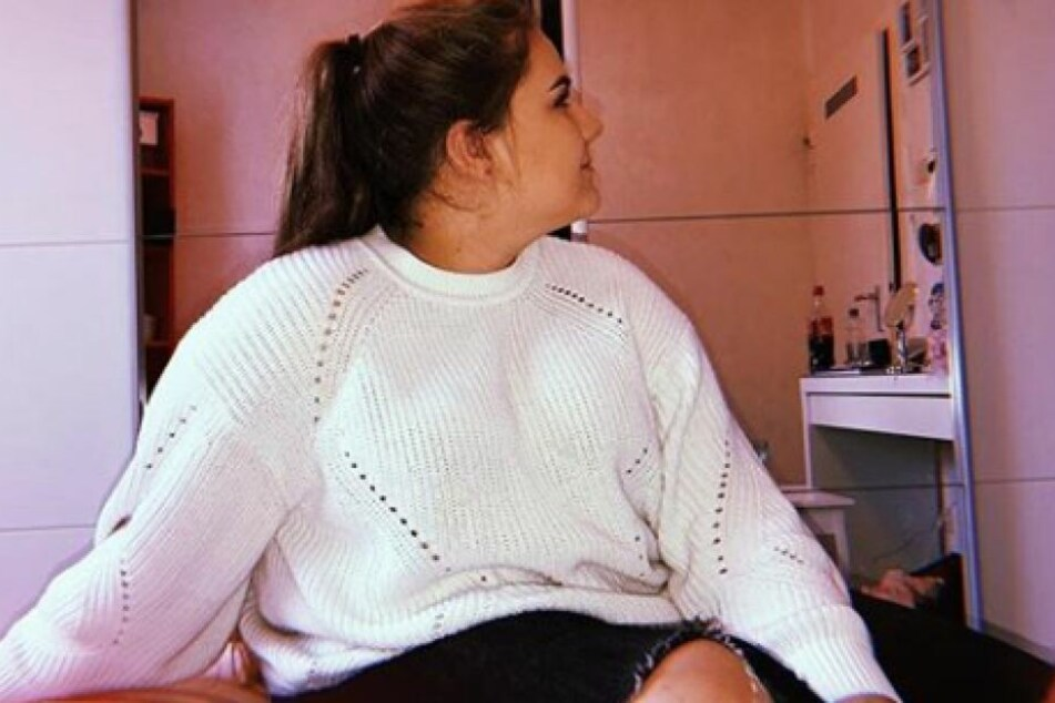 Mit ihrer Teilnahme will Estefania Wollny (16) die Menschen von ihrem Können überzeugen.