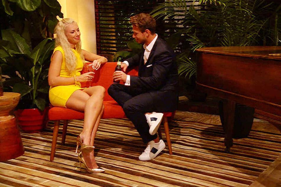 Bei Bachelor Sebastian Pannek blitze Janika ab. Er entschied sich für Clea-Lacy.