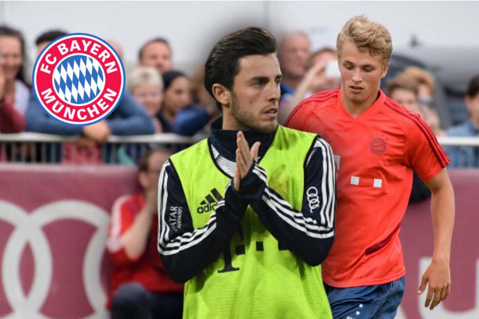 Arp raus, Odriozola rein: Mit diesem Kader zieht der FC Bayern in die Champions League