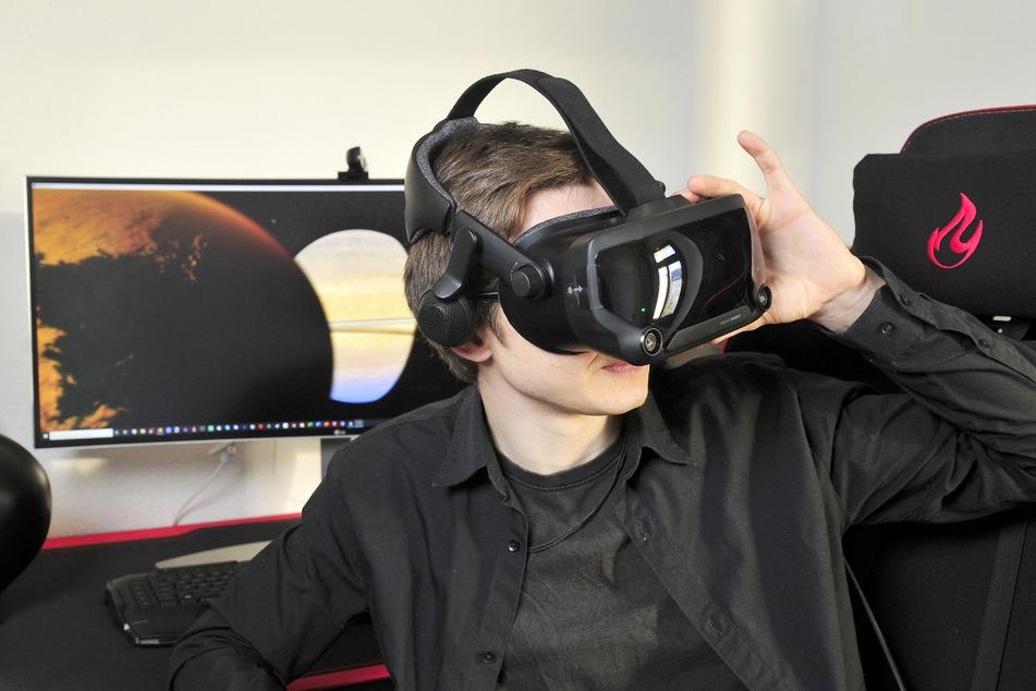 Chemnitz: Revolutionär! Chemnitzer Student will die Gaming-Szene verändern