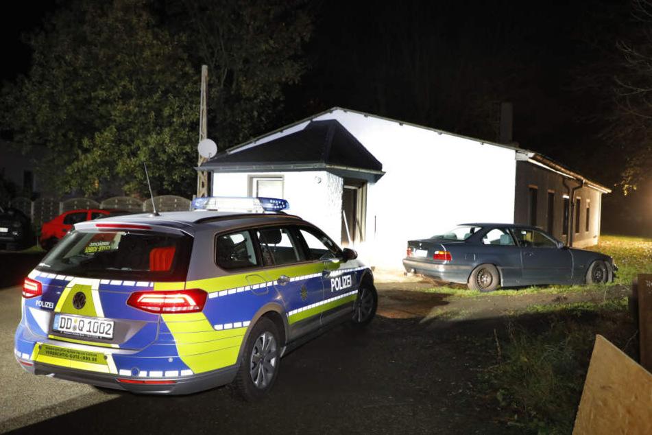 Bei der Explosion in diesem Einfamilienhaus starb ein Mann.