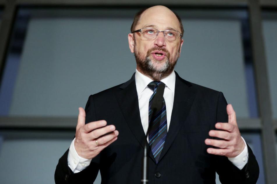 Ohne den Noch-SPD-Chef: Schulz sagt beim Politischen Aschermittwoch ab