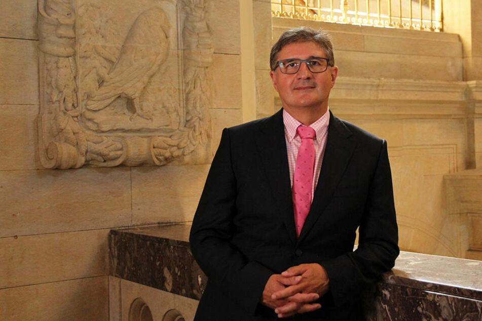 Staatskanzlei-Amts-Chef Thomas Popp (56) steuert ab sofort die IT in der Landesverwaltung.