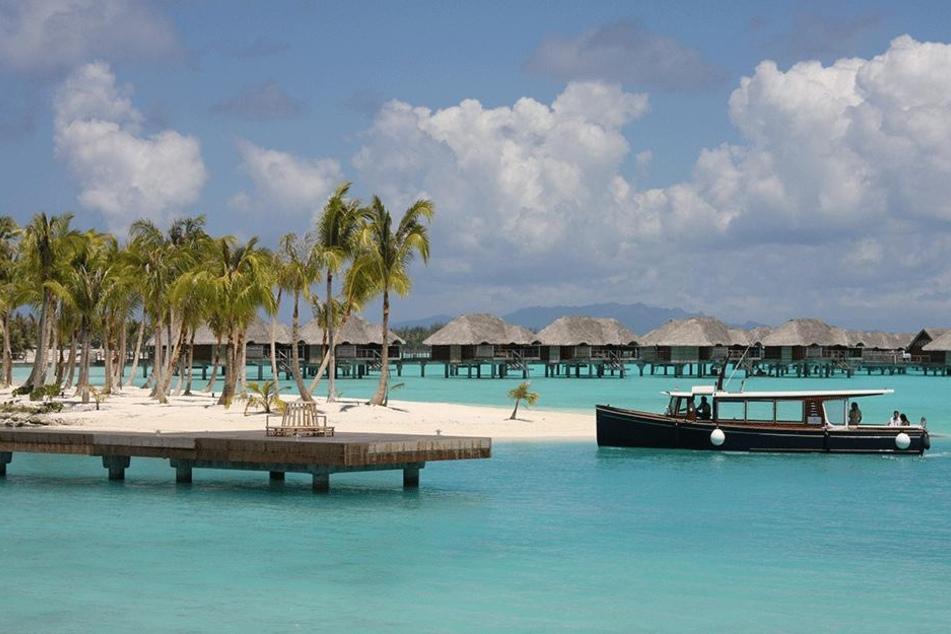 Die Seychellen sind bei Touristen sehr beliebt.