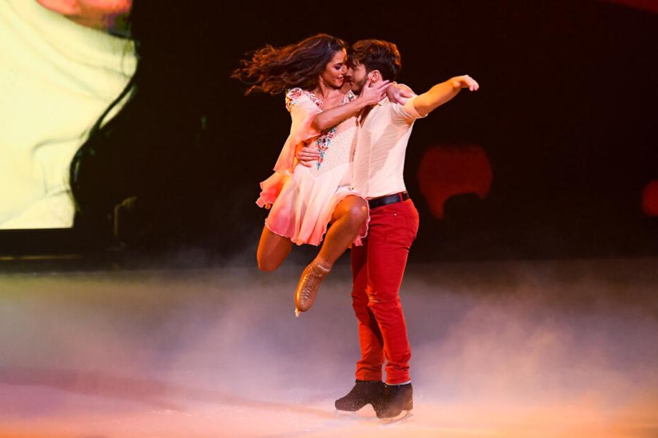 Nach der einwöchigen Pause bekam das Tanzpaar die Bestwertung.
