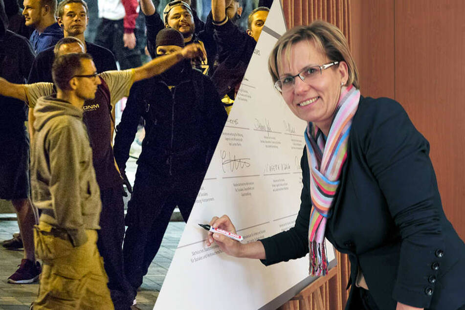 Sachsens Sozialministerin Barbara Klepsch (51, CDU) will Intensiv-Betreuung.