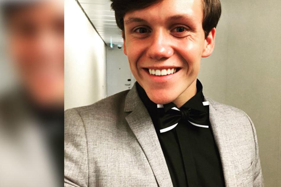 Arron Luke Hough (20) ging vermutlich über Bord.