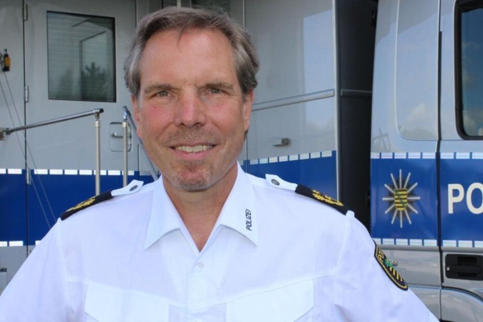Torsten Schultze wird neuer Leipziger Polizeipräsident