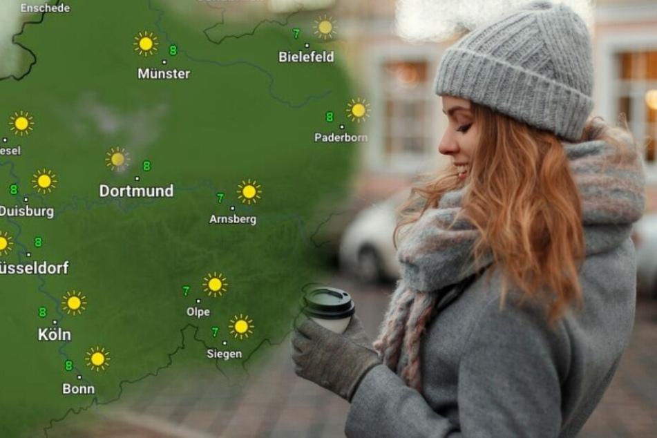 Kühl und sonnig: Freut Euch auf ein herbstliches Wochenende