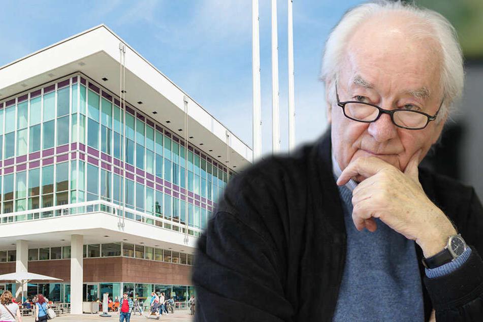 Späte Ehrung für Wolfgang Hänsch (†84): Aufbau-Legende macht jetzt Schule