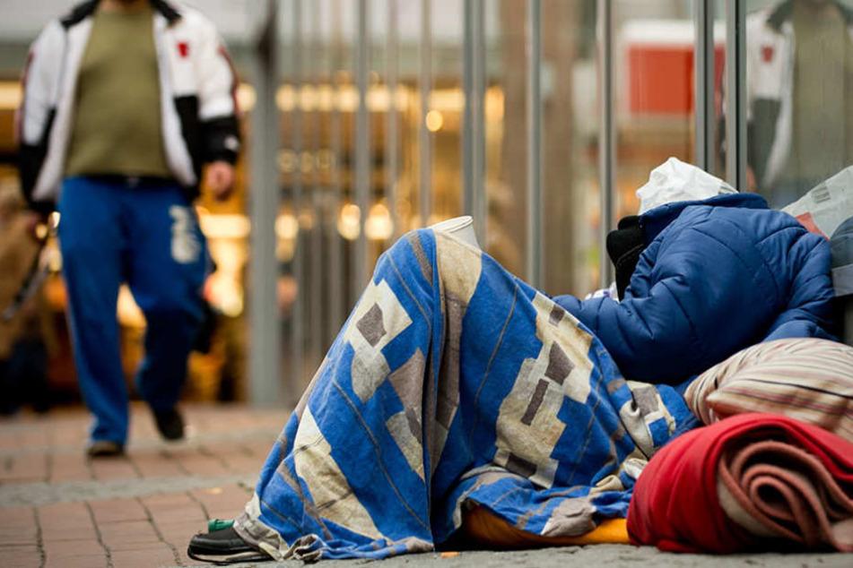 In Berlin war 2016 jeder Fünfte von Armut bedroht. (Symbolbild)