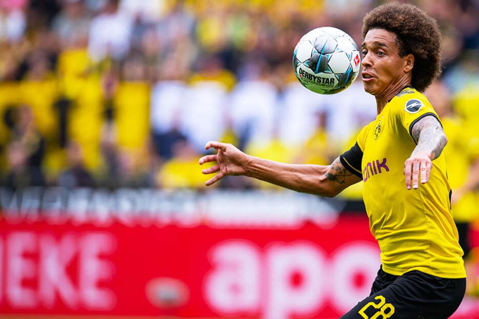 Axel Witsel könnte nach seiner Verletzung schon gegen Leverkusen wieder zur Verfügung stehen.