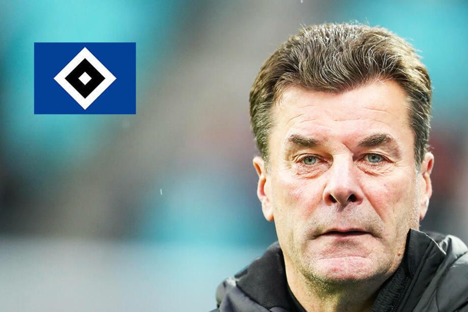 So will Hecking mit dem HSV zurück in die Bundesliga