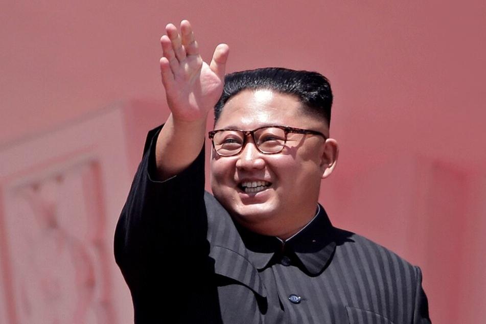 Kim Jong-un gilt als unberechenbarer Machthaber Nordkoreas.