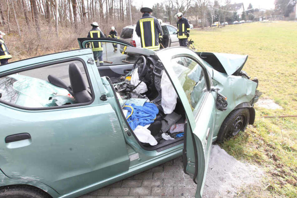 Laut Polizei soll es bei dem Unfall mehrere Verletzte geben.