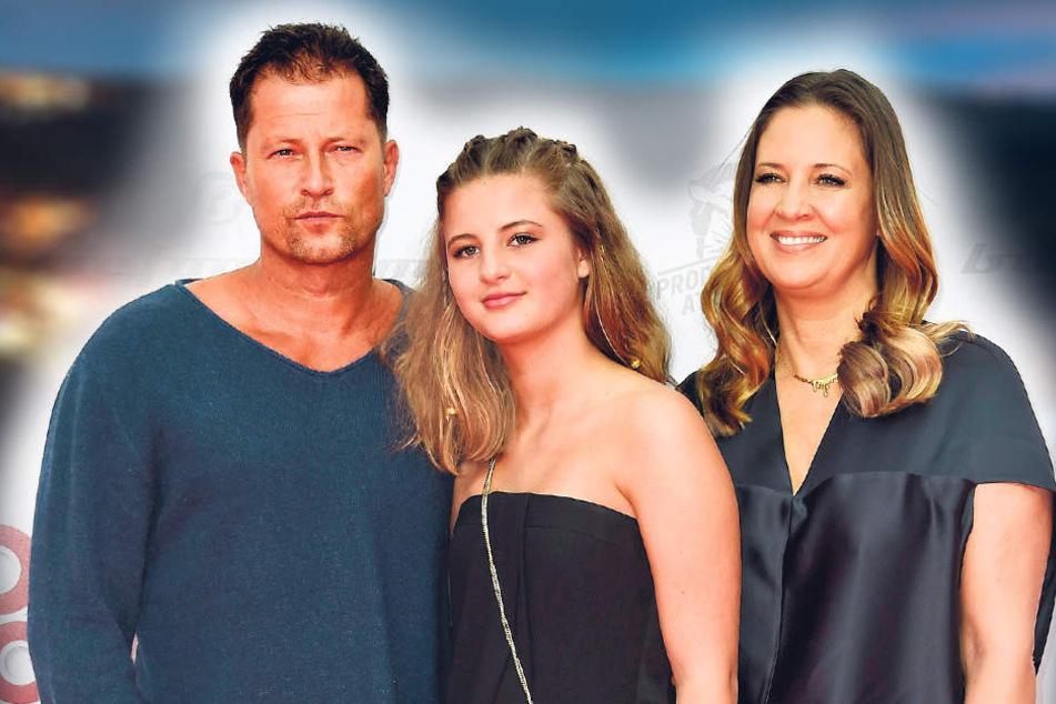 Heiligabend vereint Familie Schweiger
