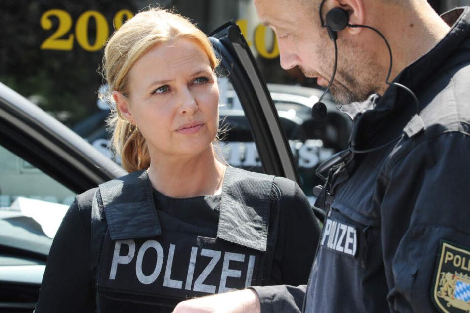 """Katharina Böhm verkörpert in """"Die Chefin"""" seit vielen Jahren Vera Lanz."""