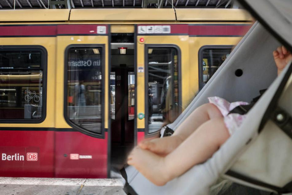 Trotz Notbremse: S-Bahn-Fahrer fährt einfach los und lässt Kind (2) allein zurück