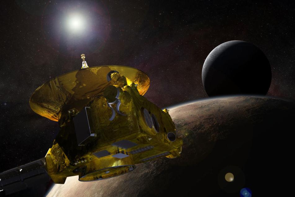 Mysteriöse Dünen auf Pluto: Kölner Wissenschaftler entdecken Geheimnis