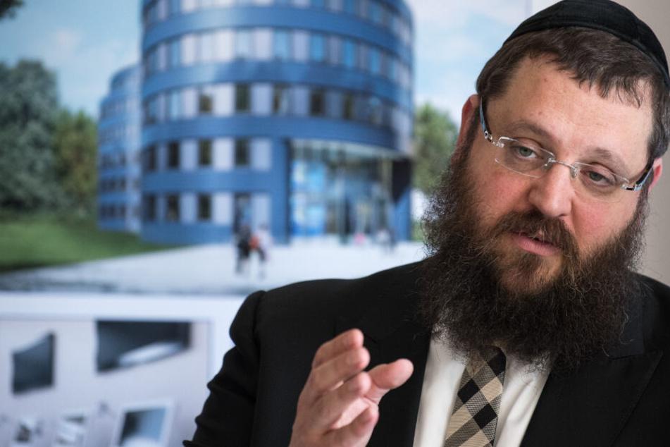 Schon wieder Attacke in Berlin: Rabbiner von Duo beschimpft und bespuckt