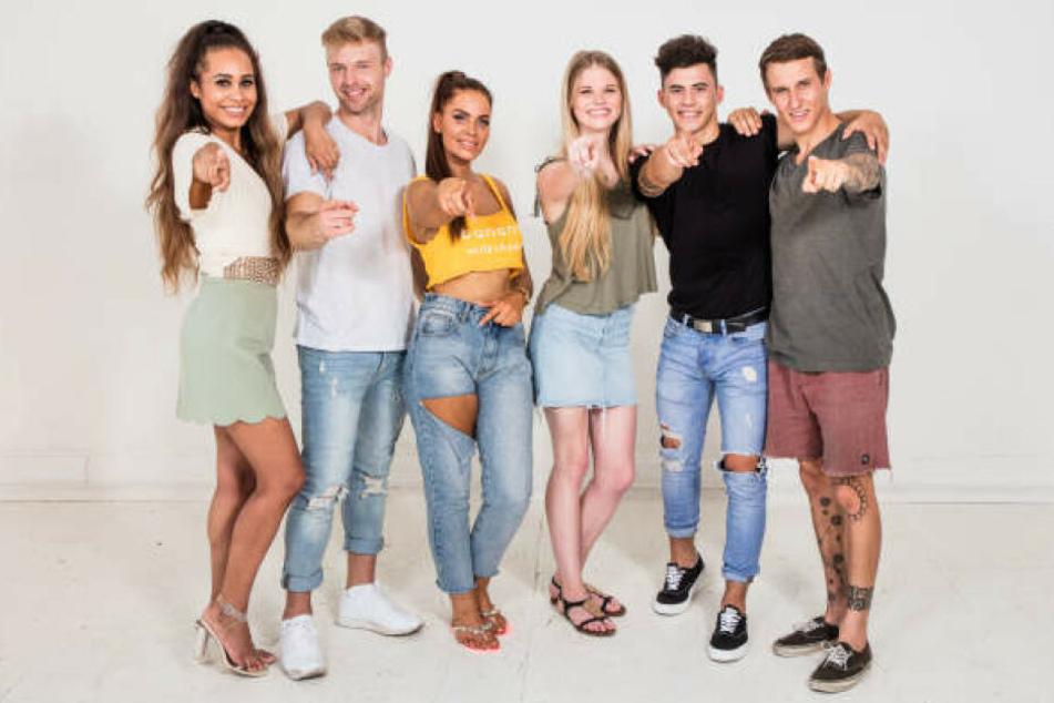 """Waren nur drei Wochen auf RTL II zu sehen: die Laiendarsteller von """"Leben. Lieben. Leipzig""""."""