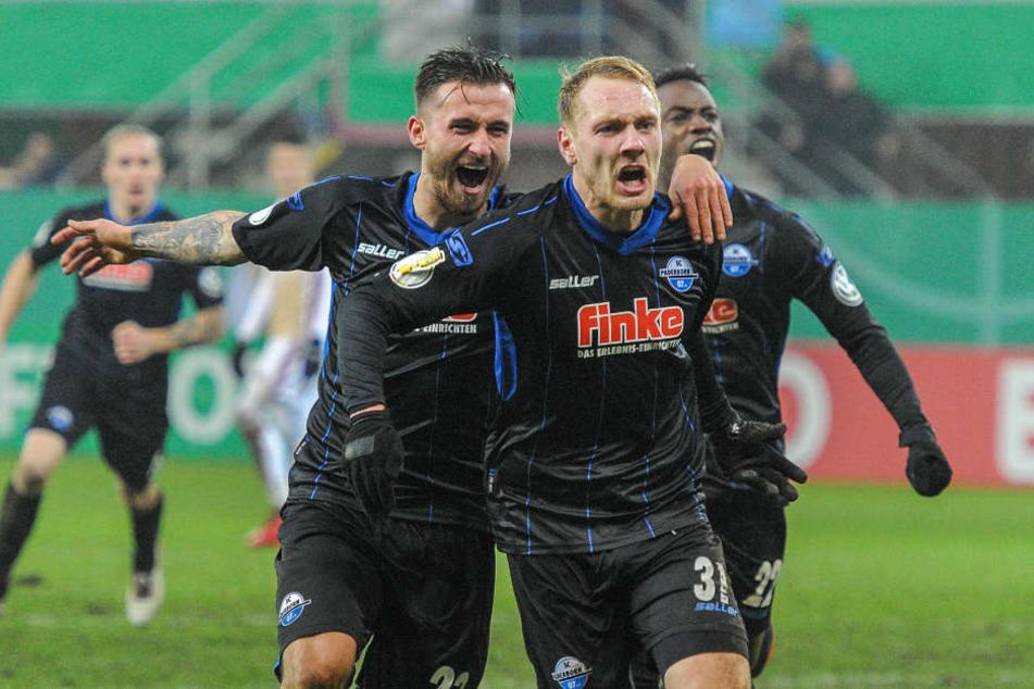 DFB-Pokal Viertelfinale live im Free-TV