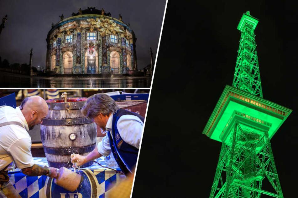 Festival of Lights, Berlin Leutet und Party: Tipps für Euren Samstag!