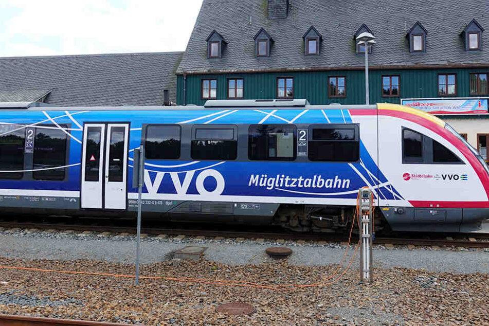 Vertrag gekündigt! VVO schmeißt Städtebahn Sachsen raus