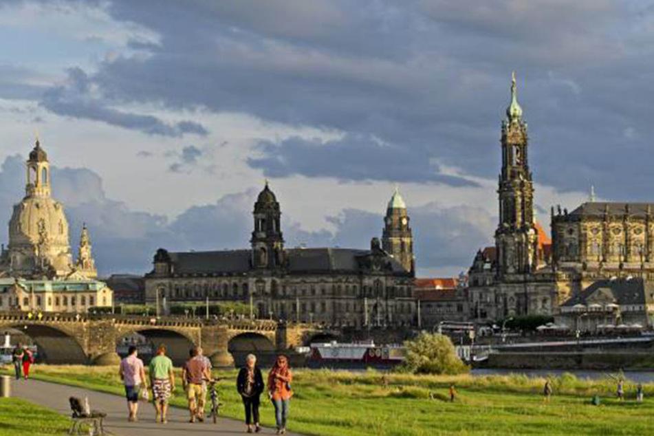 Lebenswerte Stadt: Dresden!