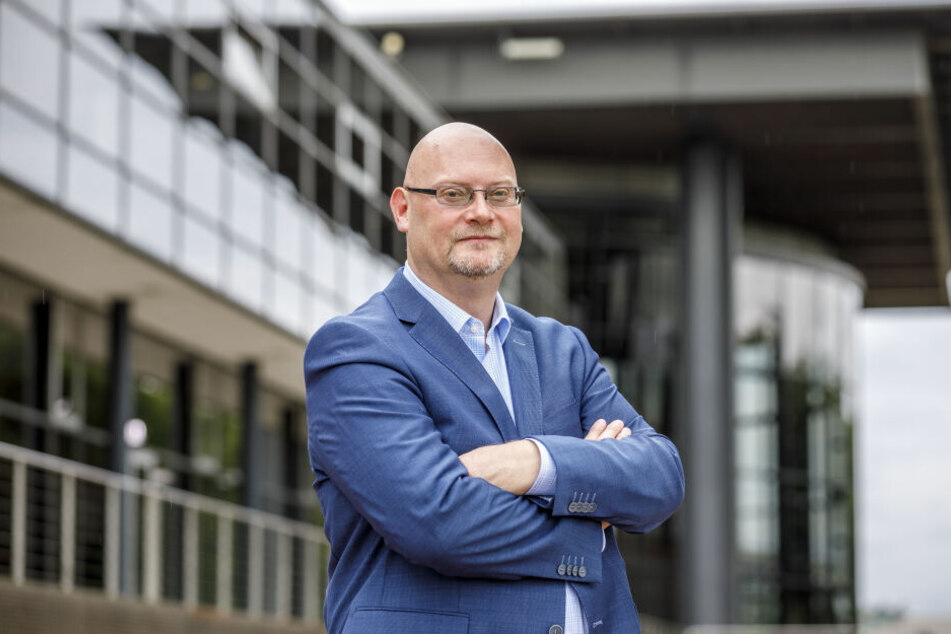 Der Anfragenkönig von Sachsen: Enrico Stange (50, Linke).