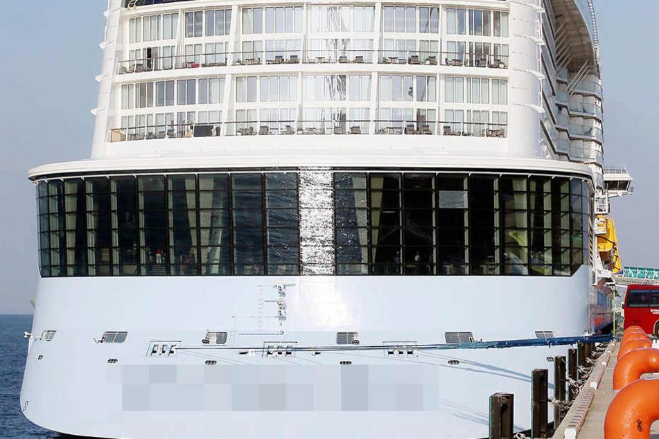 Freedom of the Seas: Kleinkind stirbt bei Sturz von Kreuzfahrtschiff