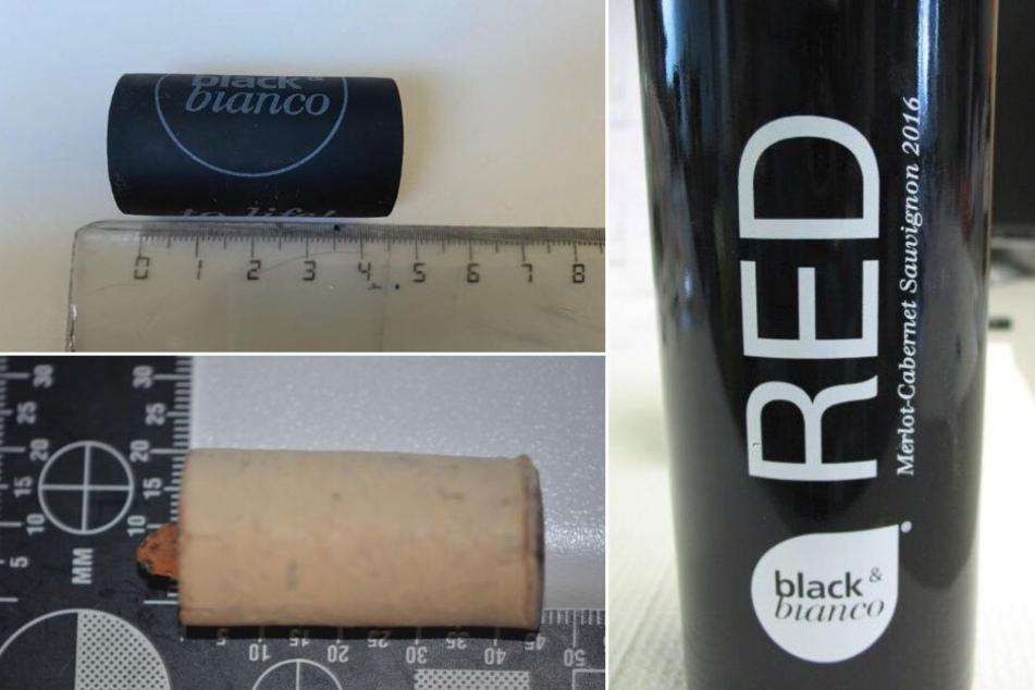 Frau trinkt Wein und stirbt: Polizei warnt vor diesem Getränk