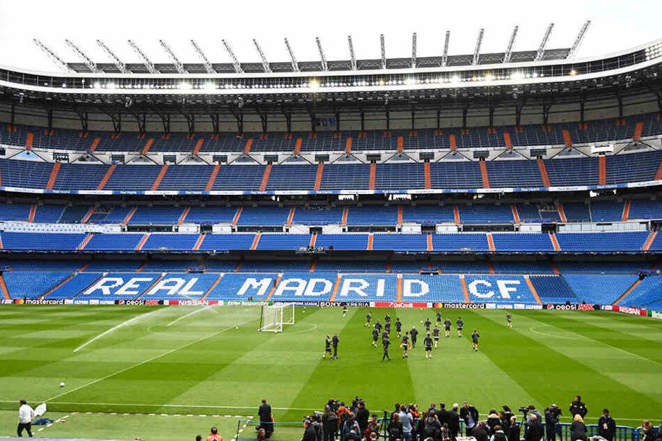 Im Santiago Bernabeu, dem Stadion von Real Madrid, soll nun das Final-Rückspiel der Copa Libertadores ausgetragen werden.