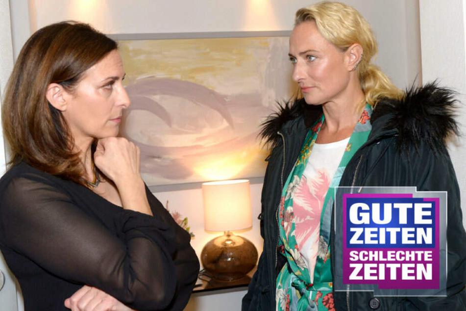 GZSZ: GZSZ: Versöhnt sich Katrin an Bommels Todestag mit Maren?