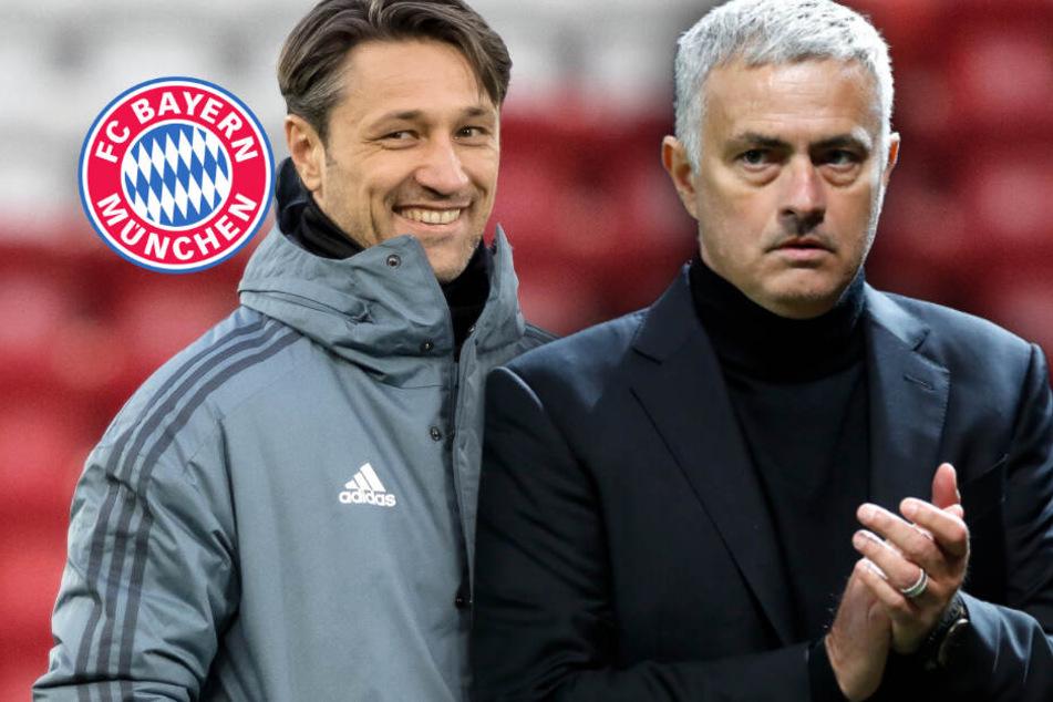 Das denkt José Mourinho über Niko Kovac, den FC Bayern und die Bundesliga