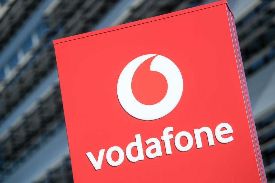 Bei Vodafone kommt es zu einer bundesweiten Störung.