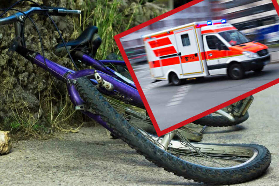 Dieser Unfall hätte auch ganz anders ausgehen können (Symbolbild).