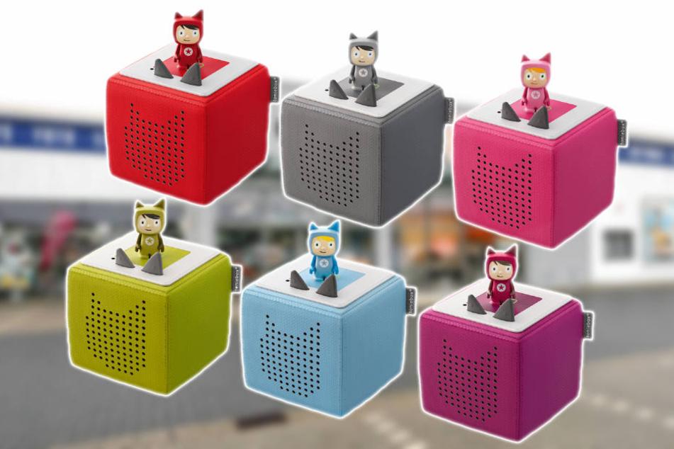 Für jeden Geschmack ist etwa dabei: Gleich in sechs verscheiden Farben sind die coolen Boxen zu haben.