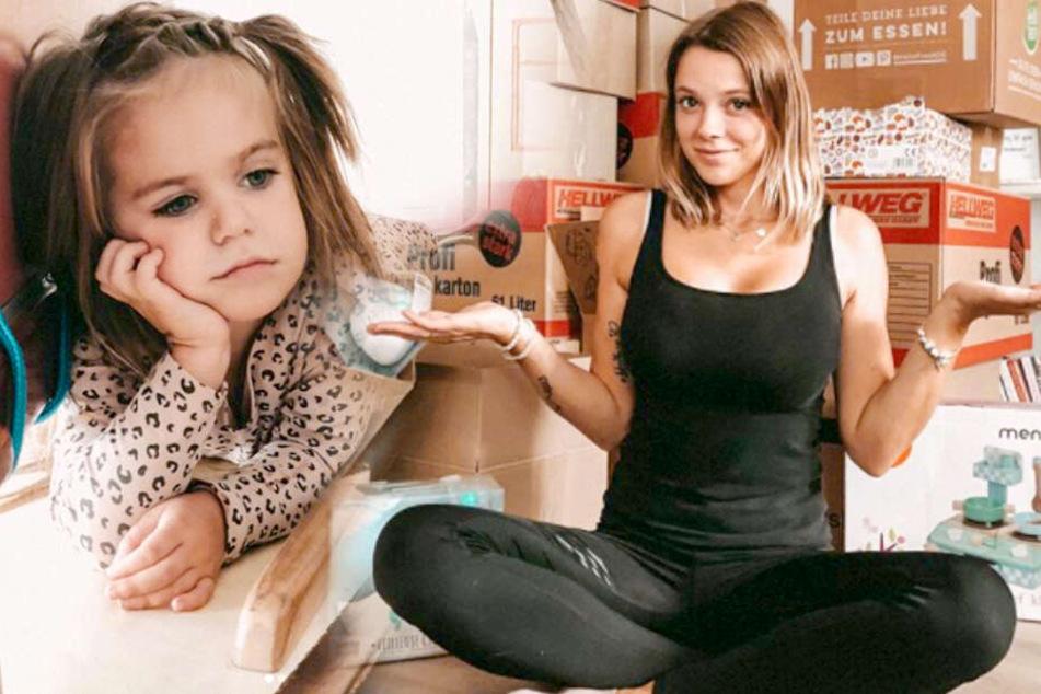 Stuhlgang ihrer Tochter: Anne Wünsche bricht Tabu!
