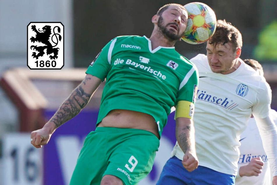Schon wieder Remis! TSV 1860 München spielt unentschieden gegen SV Meppen