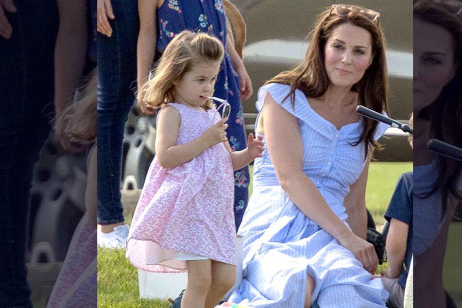 Herzogin Kate ist bereits dreifache Mutter. Nun kursieren Gerüchte um eine vierte Schwangerschaft.