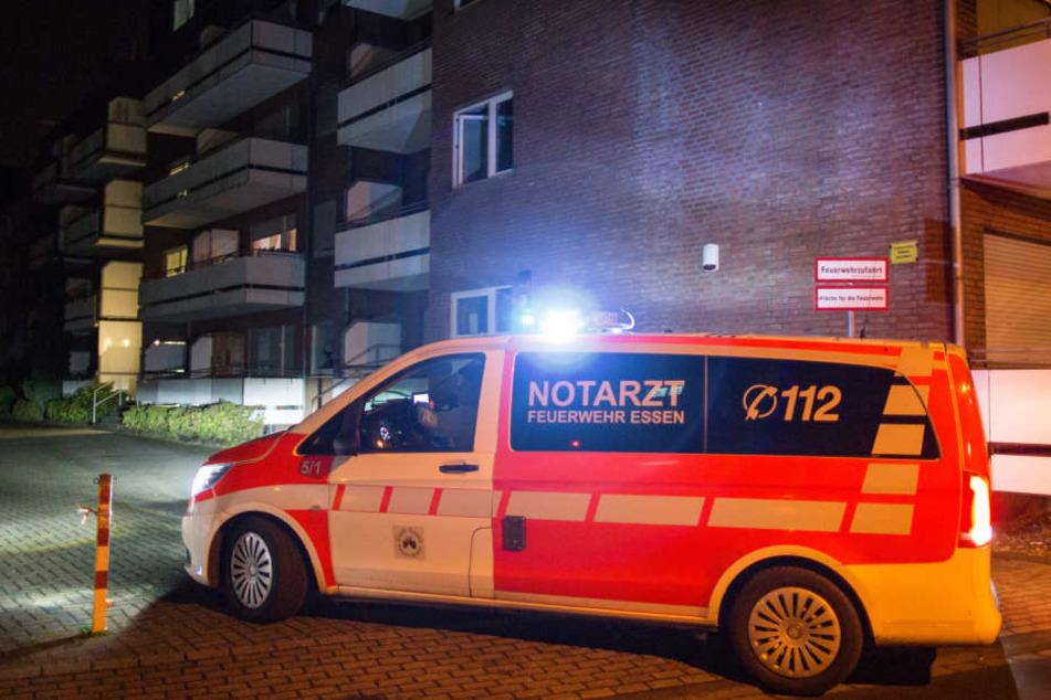 Tödliche Polizeischüsse bei Einsatz in Essen